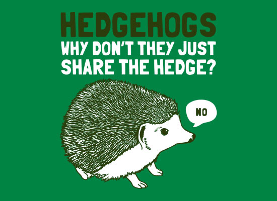 hogging-the-hedge